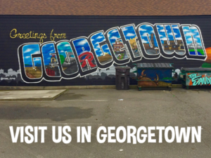 Visit us in Georgetown