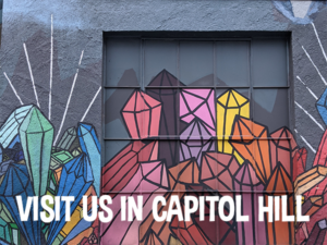 Visit us in capitol hill
