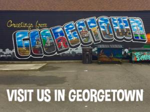Visit us in Georgetown